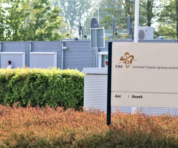 Alle Sneker azc-bewoners uit Zoutkamp vertrokken