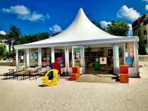 Strandbibliotheek Makkum weer open