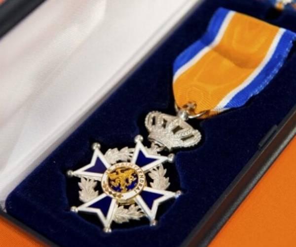 Voordrachten Koninklijke onderscheidingen