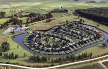 'Landal Elfstedenhart' nieuw vakantiepark in Witmarsum