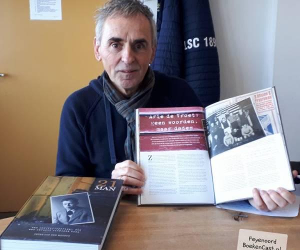 Peter van der Meeren vertelt in de Feyenoord BoekenCast over '21 man'