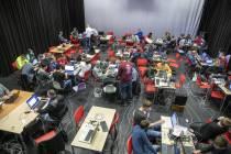 Leer denken als een hacker ROC Friese Poort organiseert Capture The Flag voor studenten