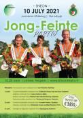 Jong-Feintepartij op 10 july 2021 mei de 16e edysje