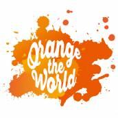 Krijtvaardig Orange the World ook in Sneek