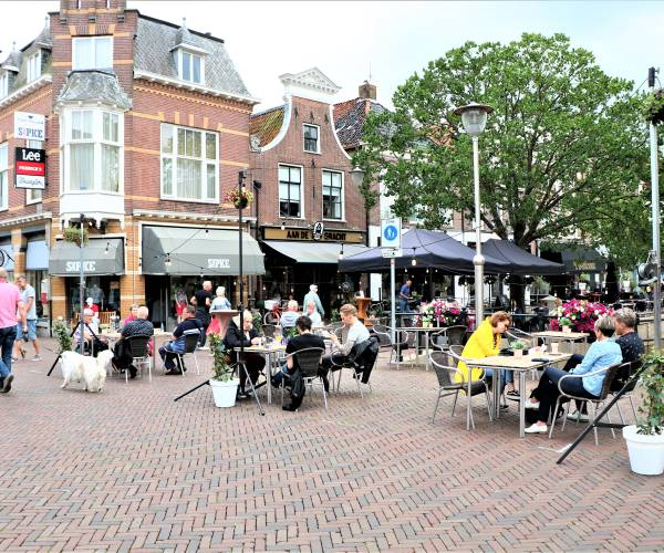 Aandacht voor initiatieven van de horeca in Súdwest-Fryslân