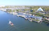 Subsidie voor baggeren havens IJsselmeergebied
