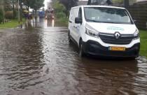 Opnieuw wateroverlast in Koudum