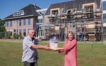 Nieuw seniorencomplex in Wommels gaat Nij Walpert heten