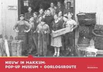 Pop Up Museum Makkum in 'De Hang'