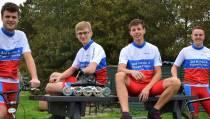 Vier Friese jongens willen vijf elfstedentochten volbrengen