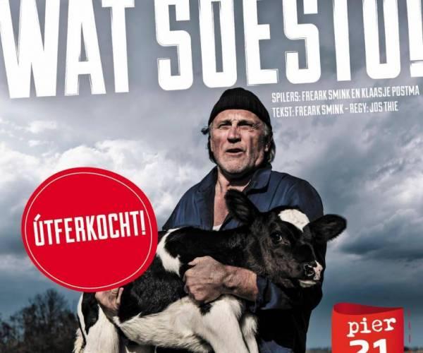Voorstellingen 'Wat Soesto' komende 4 weken afgelast