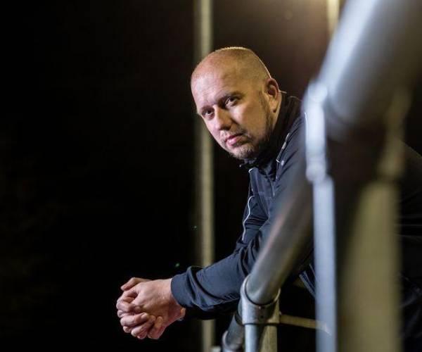 Martin de Jong nieuwe trainer vv Nijland