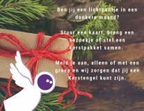 INGEZONDEN-Stichting Present Súdwest-Fryslân zoekt 'Kerstengelen'