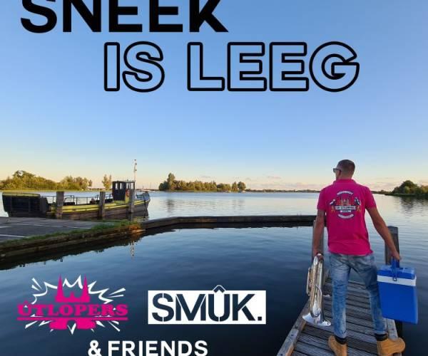 Sneker Útlopers komen met Sneekweek-hit Sneek Is Leeg