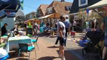 Tweede zomermarkt Koudum op 31 juli