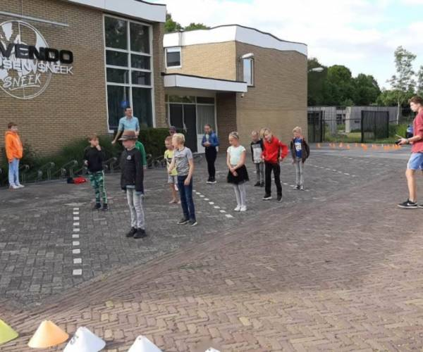 Advendo Sneek en Bootcamp Staveren in actie
