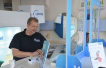 Glasvezel Informatiepunt geopend in Wommels