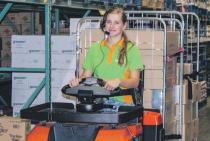 Vacature-alert! Het distributiecentrum van Poiesz in Sneek zoekt orderverzamelaars
