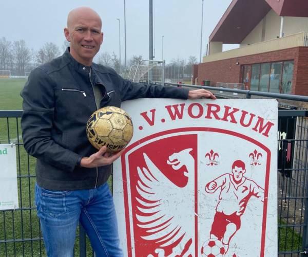 """Clubman Marten Sjoerds, vv Workum: """"Eerst denk je aan ik, dan aan je team en nu alleen nog maar aan de club"""""""