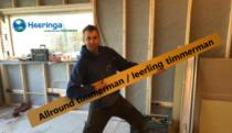 """Bouwbedrijf Heeringa: 'We realiseren projecten alleen met eigen mensen"""""""