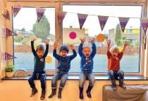 "Kinderwoud Kinderopvang: ""Elke dag een mooie dag!"""