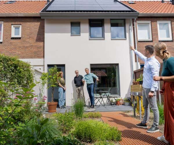 Binnenkijken bij Fryske woningen tijdens de Duurzame Huizen Route