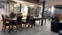 Koudumer kringloopwinkel Op 'e Nij (voorheen Emmaus) op tijdelijke locatie