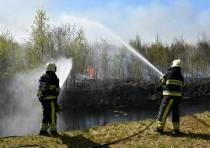 Grotere kans op natuurbrand door droogte