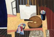 Kunstwerken van Koenes en Madou in zomerexpositie bij Bax Kunst