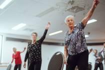 Nieuw: danslessen voor mensen met chronische pijn en hersenletsel