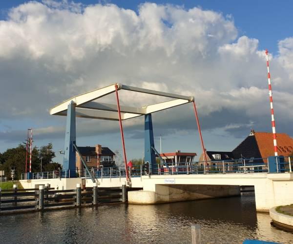 Stremming brug Follega van 10 t/m 12 november