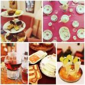 FILSEN Home High Tea: zoete en hartige hapjes, sapjes, vintage servies en tafellinnen