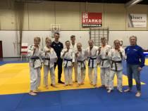 Judoka's Sportcentrum Akkermans winnen prijs op Noordelijke Kampioenschappen