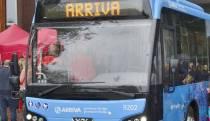 Arriva plaatst 'kuchschermen' in bussen om zwartrijden tegen te gaan