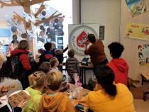 Herfstfair bij de Sint Martinusschool in Makkum een groot succes