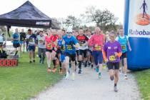 30ste 'Strontraceloop' met een halve marathon door de 'Workumerwaard'
