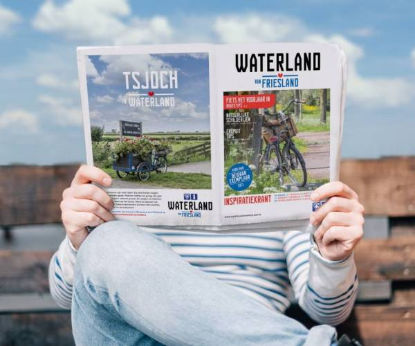 Wat vind jij van de inspiratiebladen van VVV Waterland van Friesland?