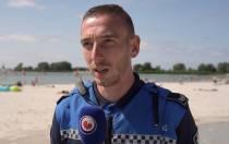 Overlast van jongeren op Makkumer strand