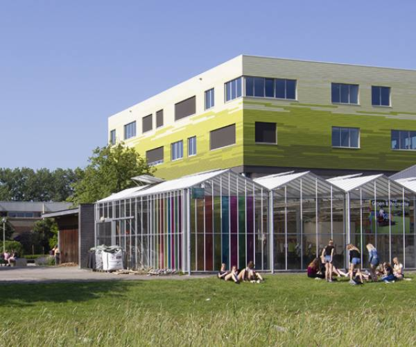 Aeres en Nordwin College gaan fuseren