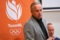 Joop Alberda neemt afscheid, Herman Meppelink nieuwe technisch directeur volleybal