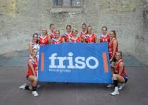 Sponsoren Friso Bouwgroep en Rabobank Sneek-ZuidwestFriesland blijven VC Sneek trouw in roerige coronatijd
