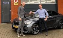"""""""Ga voor je doel en zet je volledig ervoor in dan krijg je het voor elkaar!"""", aldus Harry Bartelds van Autoverzorging Nederland"""