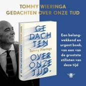 Online lezing Tommy Wieringa
