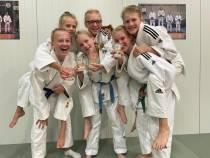Judoka's Akkermans actief in Nijmegen