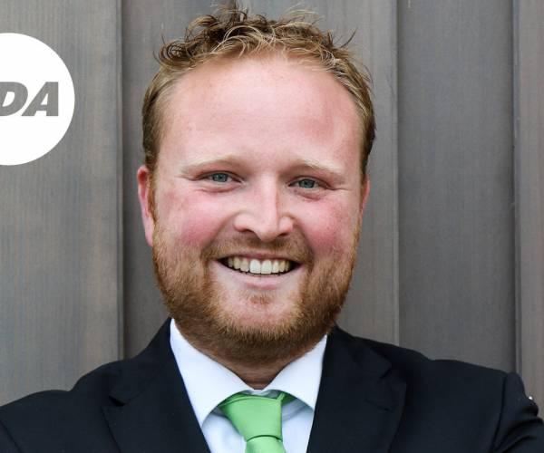 Bauke Dam benoemd tot wethouder Súdwest-Fryslân