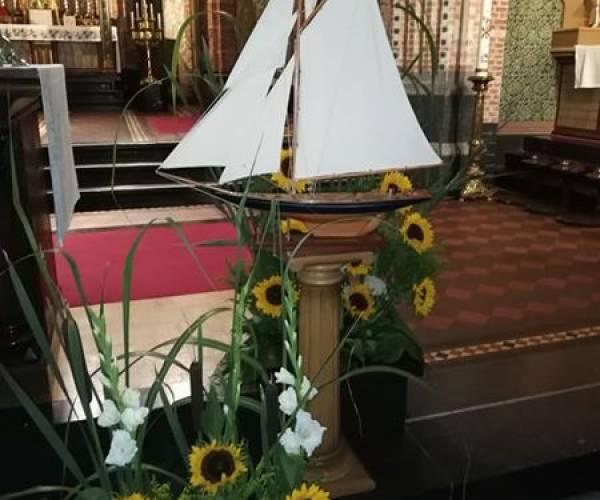 Morgen Hoogmis vanuit St. Martinuskerk op KRO-tv