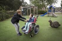 Jantje Beton en het Gehandicapte Kind maken 250 speelplekken toegankelijk in strijd tegen eenzaamheid