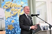 Nieuwjaarstoespraak Commissaris van de Koning Arno Brok