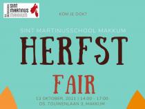 Kom de herfst beleven op de Sint Martinusschool in Makkum