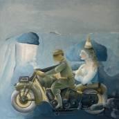 Twee Friezen en een Drentse op expositie in Koudum